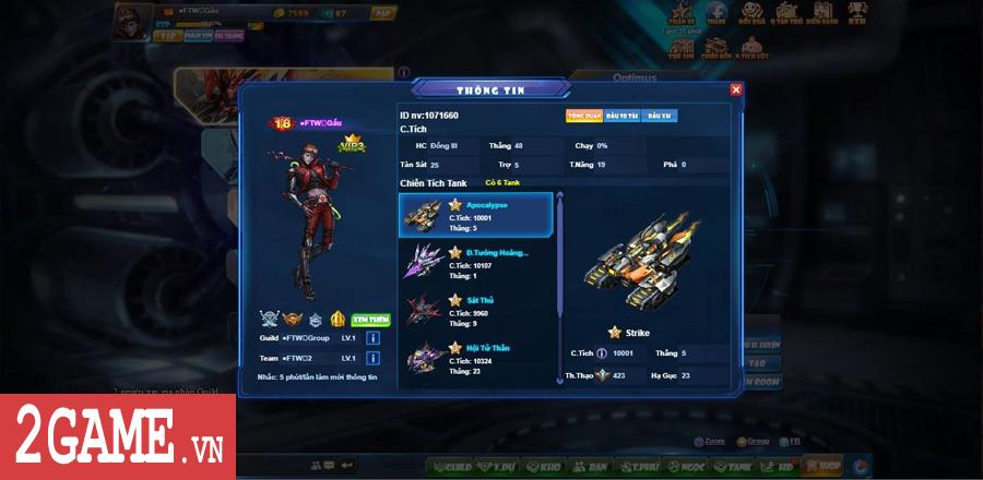 Game thủ BangBang 2 đang loay hoay tìm kiếm ra những chiến tank sáng giá nhất 1