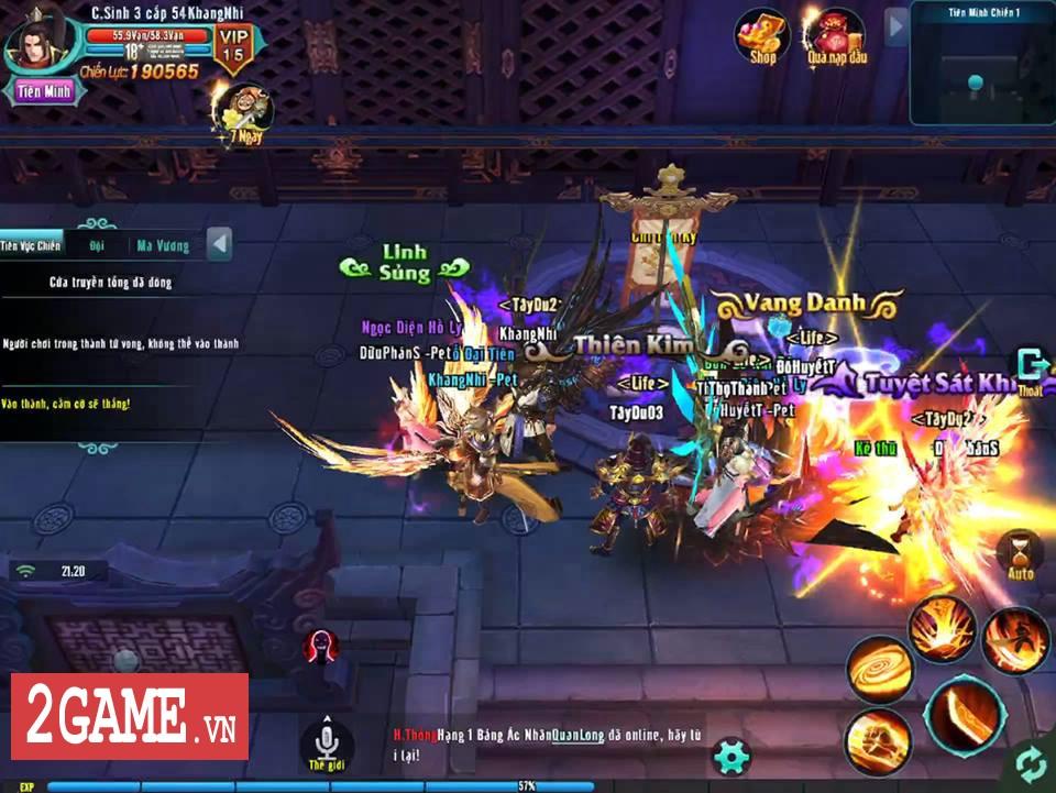 Thêm 10 game online mới toanh cập bến làng game Việt trong dịp đầu năm 2018 4