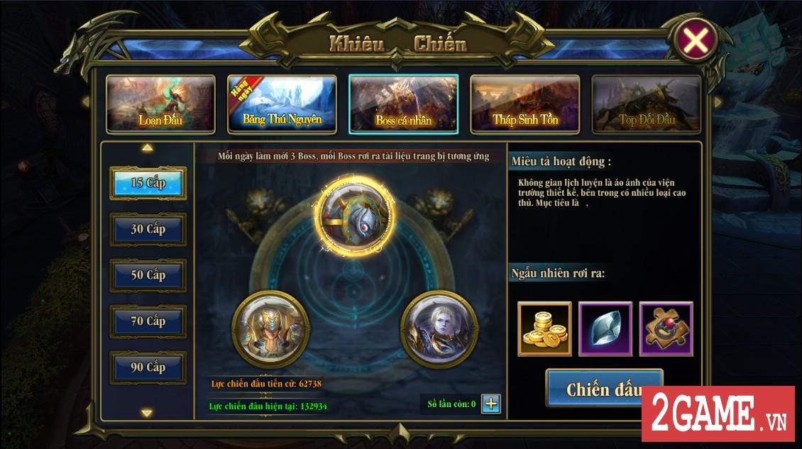 Trảm Thần Mobile thử thách người chơi từ hệ thống PvE cho đến PvP dày đặc 6