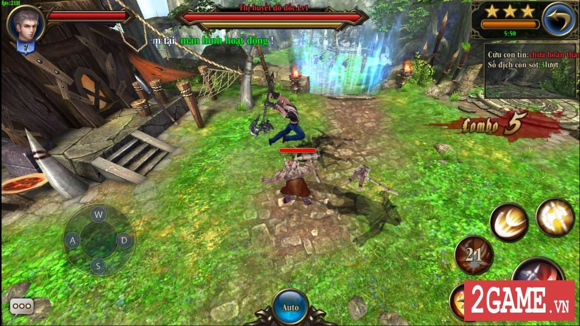 Trảm Thần Mobile thử thách người chơi từ hệ thống PvE cho đến PvP dày đặc 0