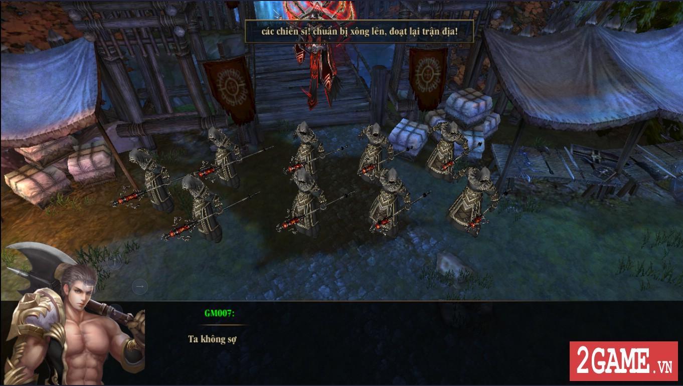 Trảm Thần Mobile thử thách người chơi từ hệ thống PvE cho đến PvP dày đặc 2