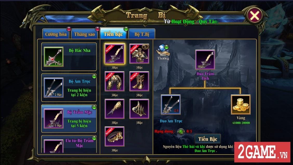 Trảm Thần Mobile thử thách người chơi từ hệ thống PvE cho đến PvP dày đặc 8