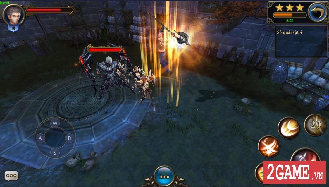 Trảm Thần Mobile thử thách người chơi từ hệ thống PvE cho đến PvP dày đặc 3