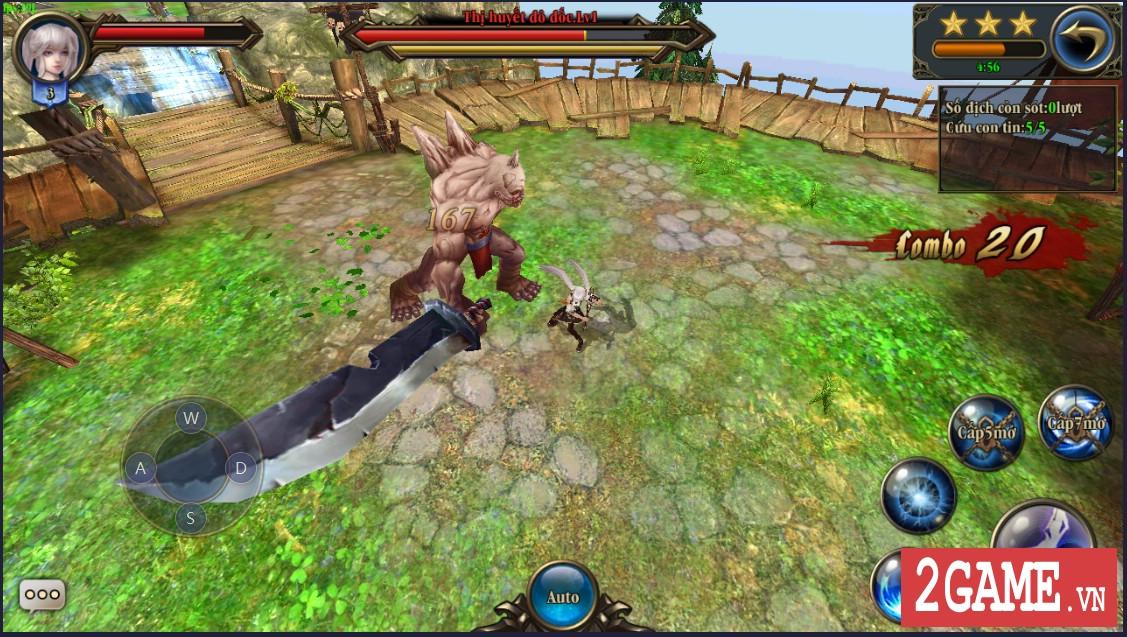 Trảm Thần Mobile thử thách người chơi từ hệ thống PvE cho đến PvP dày đặc 4