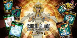 Yugi H5 ra mắt nhân vật mới Ishizu Ishtar đi kèm bộ bài mới đầy biến ảo