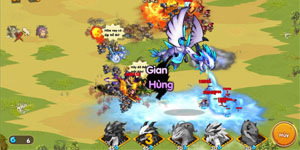 Đặt chân vào Huấn Long VNG đi khám phá sức mạnh 6 Thần Long trên Đảo Rồng