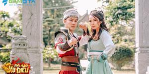 Mê mẩn trước bộ ảnh Hoàng Dung – Quách Tĩnh phiên bản Việt của vợ chồng ca sĩ Ưng Hoàng Phúc