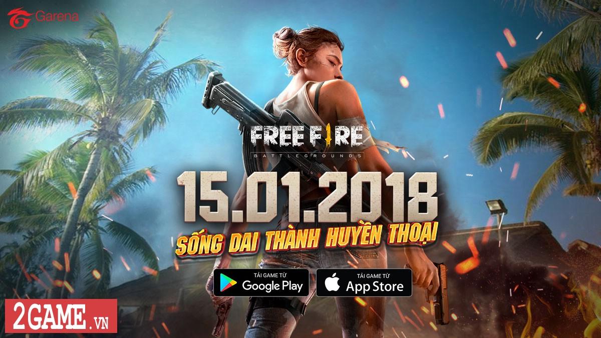 Thì ra Trò Chơi Sinh Tồn của Garena chính là Free Fire Mobile 0
