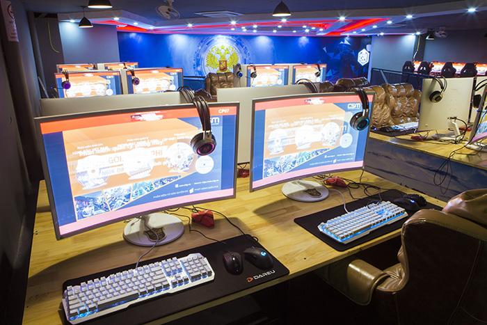 Virus Esport Stadium - Thêm một Cybergame khủng và tối tân nhất Việt Nam sắp khai trương 6