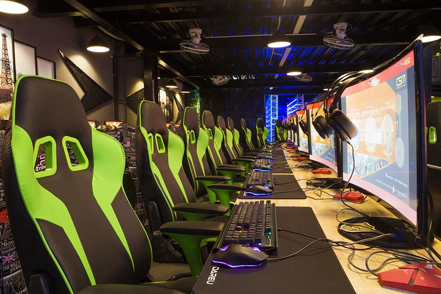 Virus Esport Stadium - Thêm một Cybergame khủng và tối tân nhất Việt Nam sắp khai trương 16