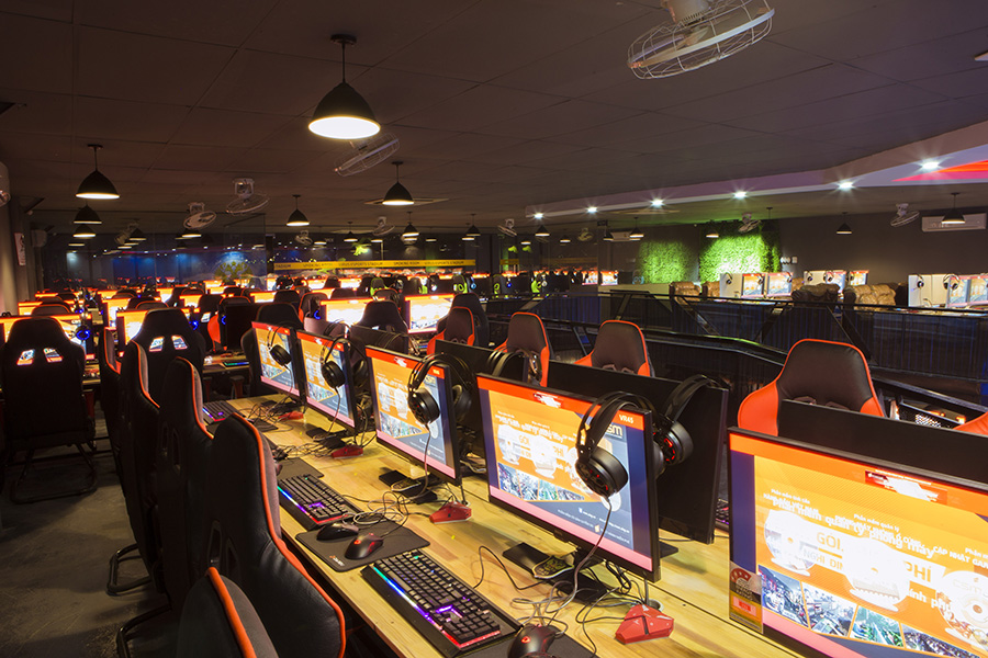 Virus Esport Stadium - Thêm một Cybergame khủng và tối tân nhất Việt Nam sắp khai trương 17