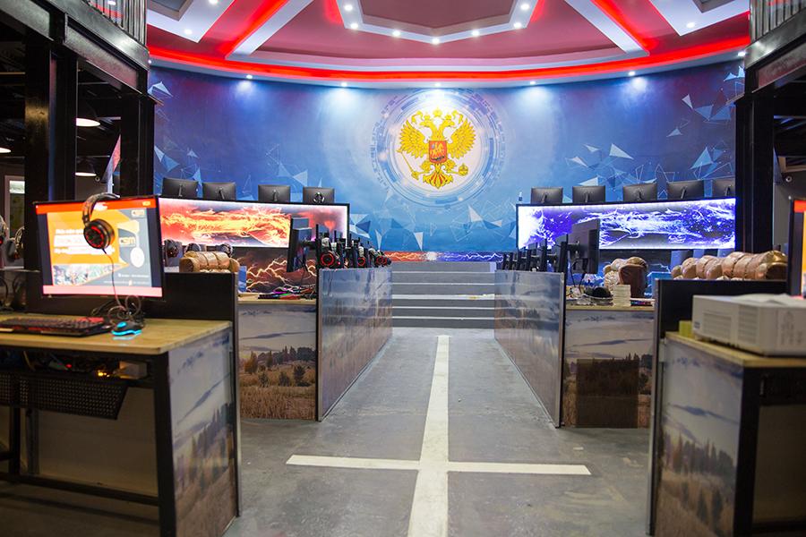 Virus Esport Stadium - Thêm một Cybergame khủng và tối tân nhất Việt Nam sắp khai trương 5