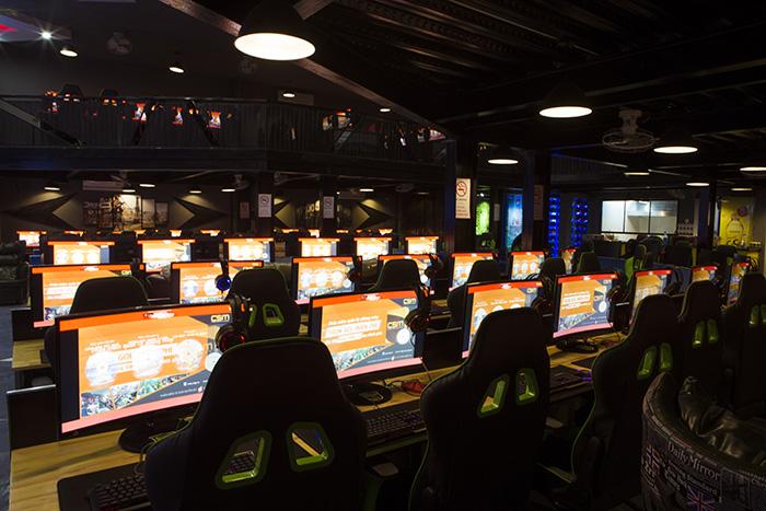 Virus Esport Stadium - Thêm một Cybergame khủng và tối tân nhất Việt Nam sắp khai trương 3