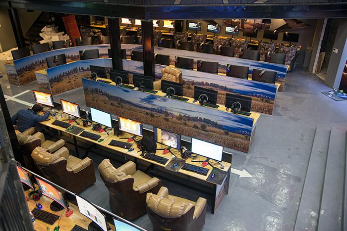 Virus Esport Stadium - Thêm một Cybergame khủng và tối tân nhất Việt Nam sắp khai trương 12