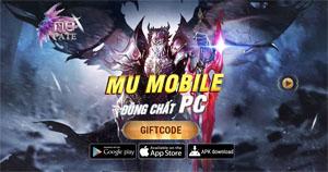 MU FATE – Game nhập vai trên di động chơi giống MU Online nhất sắp đến tay game thủ Việt
