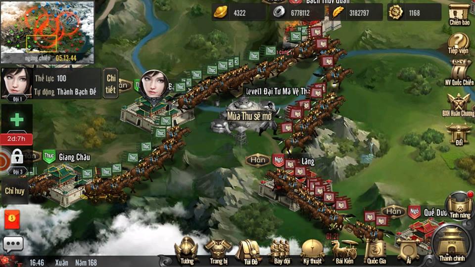 Những thành tích khủng của Tam Quốc Truyền Kỳ Mobile trong ngày đầu ra mắt tại Việt Nam 0