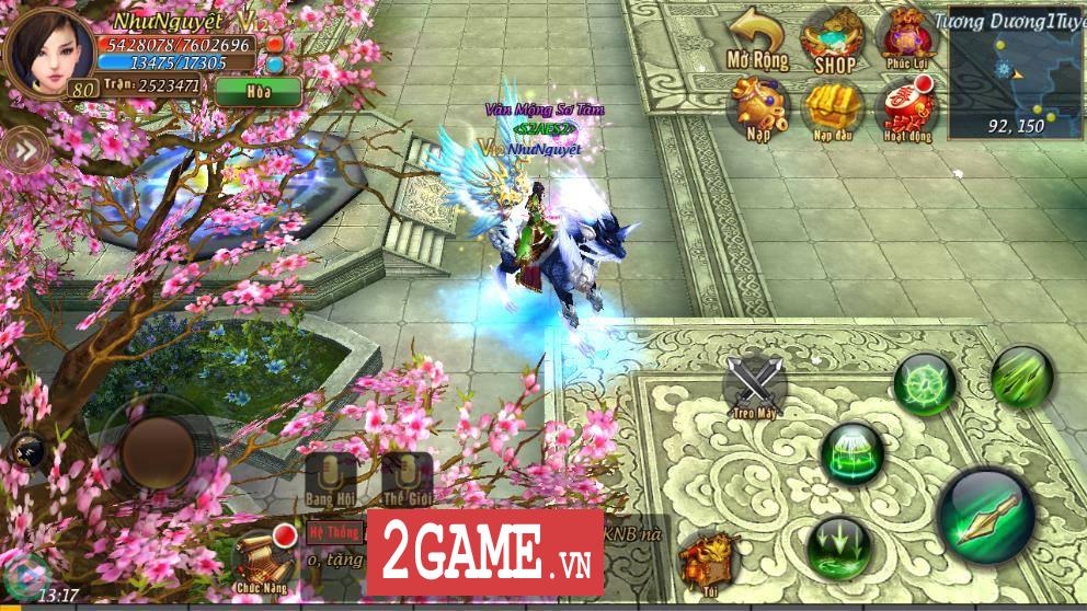 Trải nghiệm Kiếm Đãng Giang Hồ: Đồ họa giản đơn, gợi nhớ thời cày game kiếm hiệp khi xưa 2
