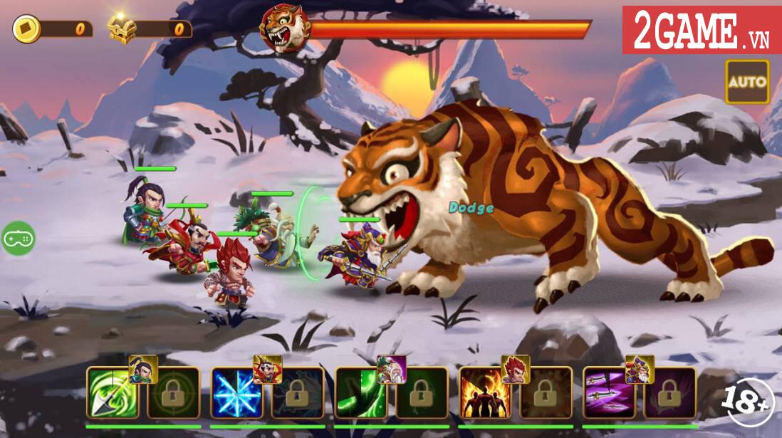 Tung bản big update lớn, game mobile Hảo Hán Ca lại khiến game thủ đứng ngồi không yên 3