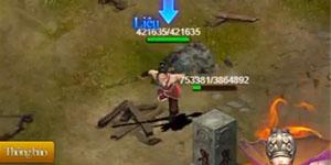 Cận cảnh chiến trường Tống Liêu máu lửa trong game Kiếm Ma H5