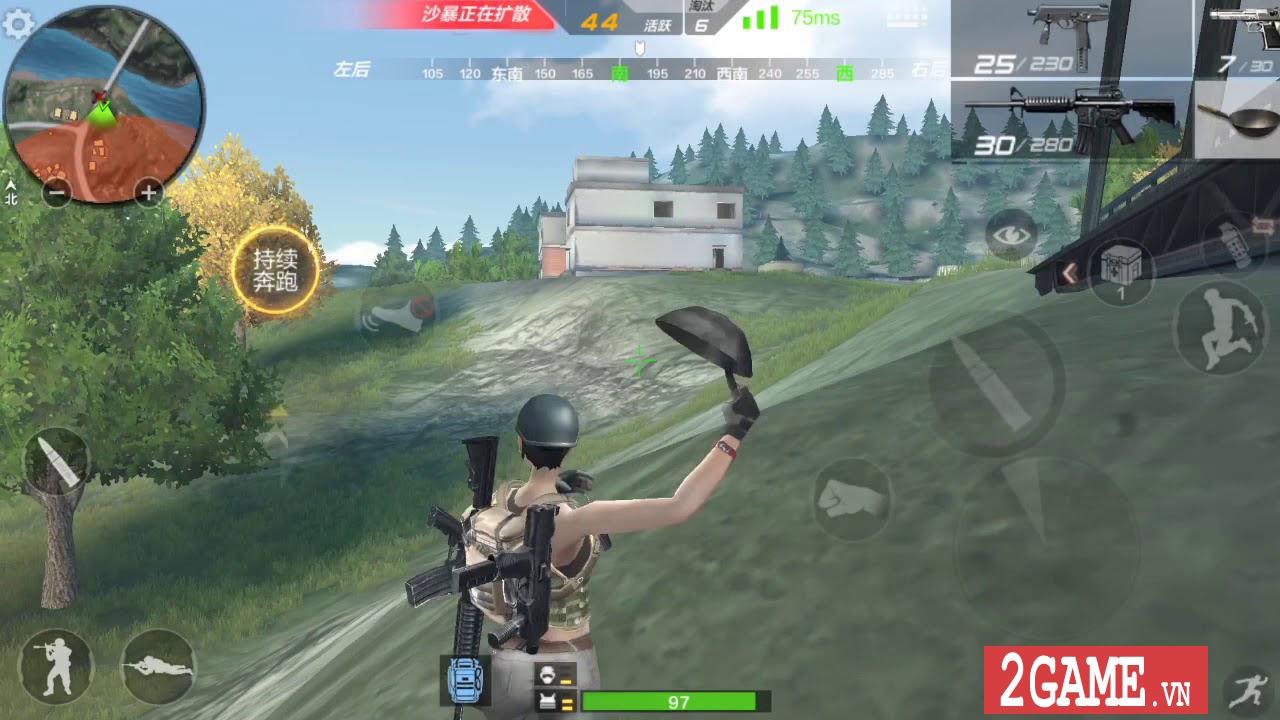 Chơi thử chế độ sinh tồn trong game bắn súng Crossfire Legends trước thềm ra mắt tại Việt Nam 0