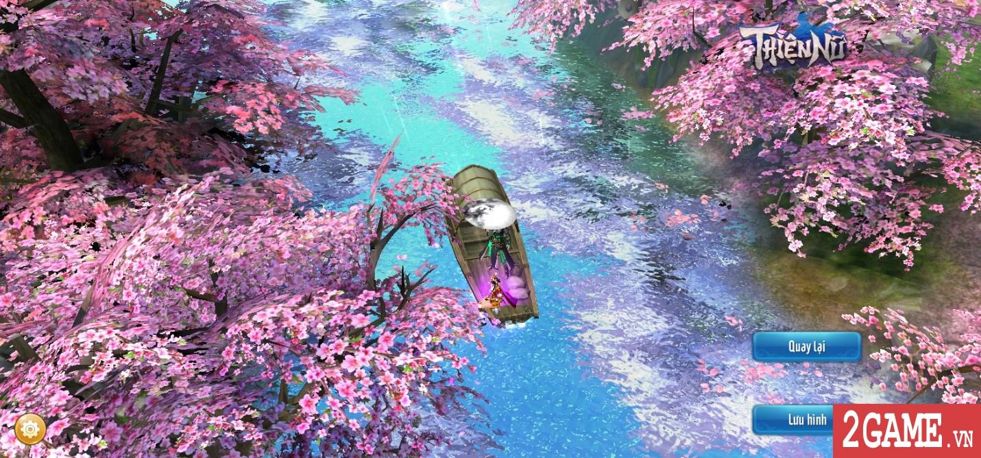 Sau khi ra mắt Tam Sinh Tam Thế – Thập Lý Đào Hoa, Thiện Nữ Mobile đã thay đổi ra sao? 2