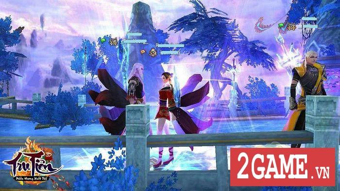 Game thủ Tru Tiên 3D Gamota rất thích chụp ảnh tự sướng vì....game quá đẹp!!! 4