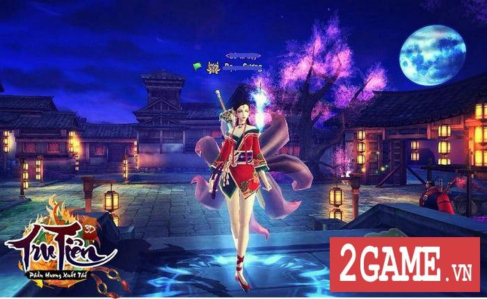 Game thủ Tru Tiên 3D Gamota rất thích chụp ảnh tự sướng vì....game quá đẹp!!! 8