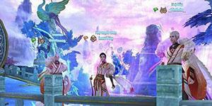 Game thủ Tru Tiên 3D Gamota rất thích chụp ảnh tự sướng vì….game quá đẹp!!!