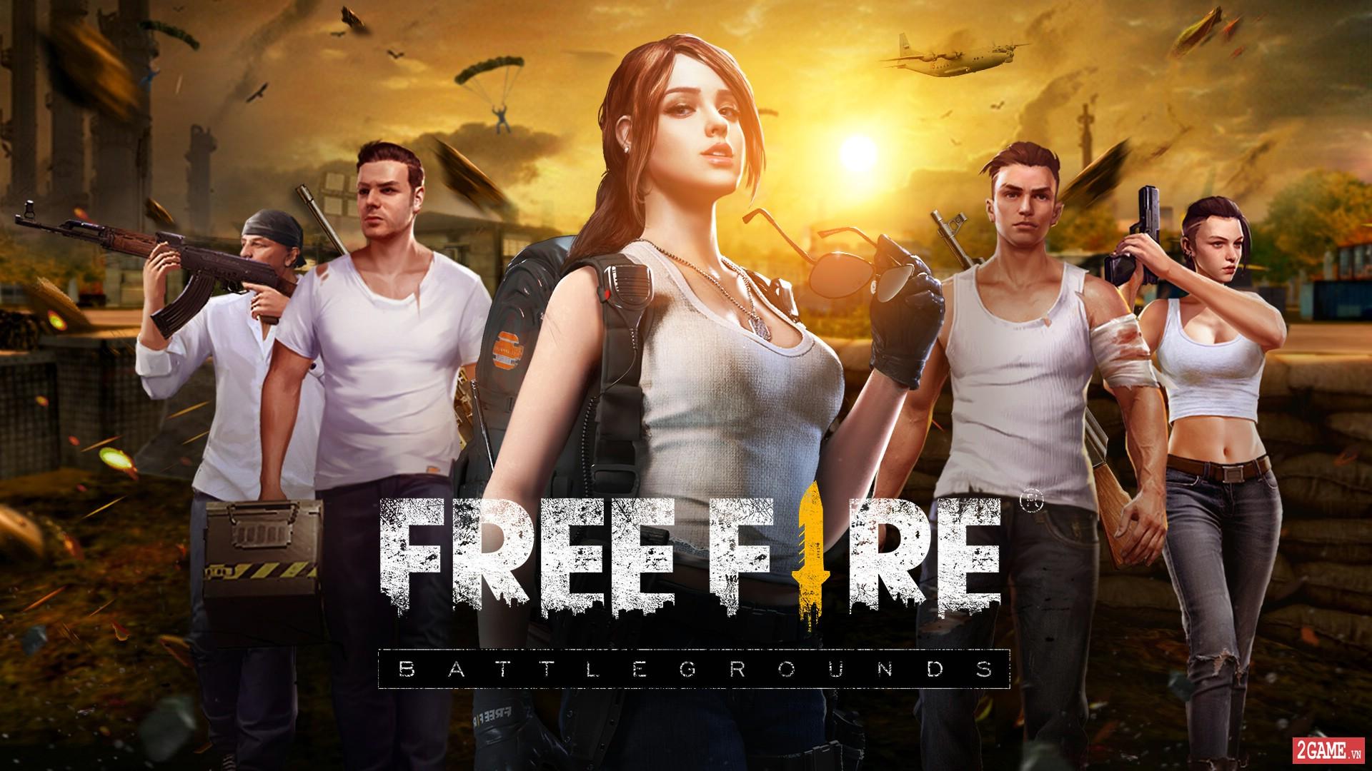 Cộng đồng PUBG Việt Nam phấn khích với Garena Free Fire 3