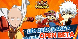 Tặng 500 giftcode Liên Quân Manga