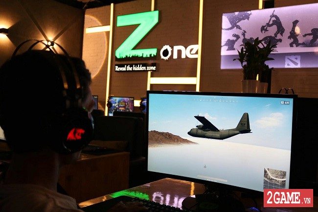 Zone iCafe - Quán game hạng sang tại Q2 cho game thủ chiến PUBG thỏa thích 6