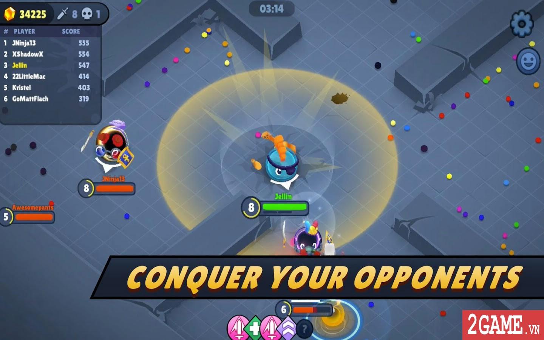 Jellynauts – Game IO chủ đề hoa quả loạn chiến cực kỳ vui nhộn 1
