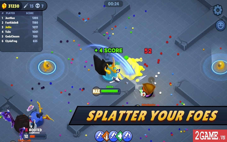 Jellynauts – Game IO chủ đề hoa quả loạn chiến cực kỳ vui nhộn 2