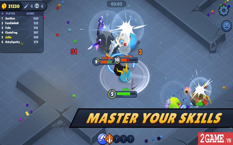 Jellynauts – Game IO chủ đề hoa quả loạn chiến cực kỳ vui nhộn 3