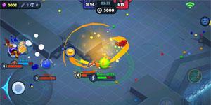 Jellynauts – Game IO chủ đề hoa quả loạn chiến cực kỳ vui nhộn