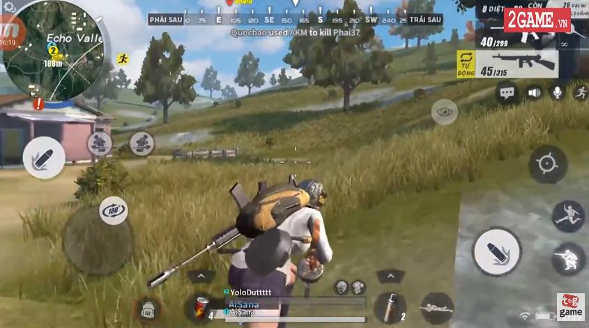 Rules of Survival trở nền hoàn mỹ hơn trong phiên bản Việt hóa 0