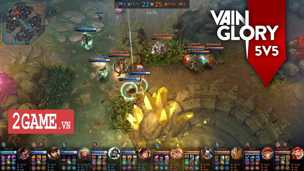 Top 5 game MOBA cho di động đang thu hút đông đảo giới game thủ Việt 3