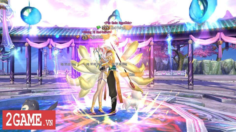 Tru Tiên 3D Gamota vẫn giữ được nhiệt sau hơn 6 tháng ra mắt thị trường game Việt 0