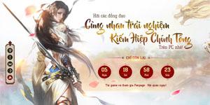 VTC Game ấn định ngày mở game nhập vai kiếm hiệp Binh Khí Phổ tại Việt Nam