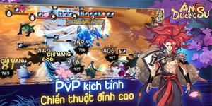 Fan game nhập vai đánh theo lượt thích thú khám phá Garena Âm Dương Sư Mobile