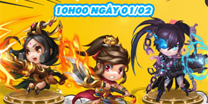 Manga H5 chính thức đến tay game thủ Việt vào sáng nay