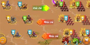 Toàn tập về Quân Đoàn Chiến, tính năng chiến khốc liệt nhất trong game Huấn Long VNG