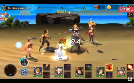 Cận cảnh game Chiến Hồn Mobile trong ngày đầu ra mắt chính thức tại Việt Nam