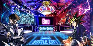 Gặp gỡ bài thủ Beo, người vừa chiến thắng giải đấu Battle City của game Yugi H5