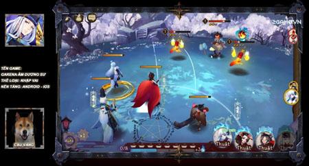 Cậu Vàng tấm tắc khen Garena Âm Dương Sư Mobile là game rất đáng chơi và đầu tư