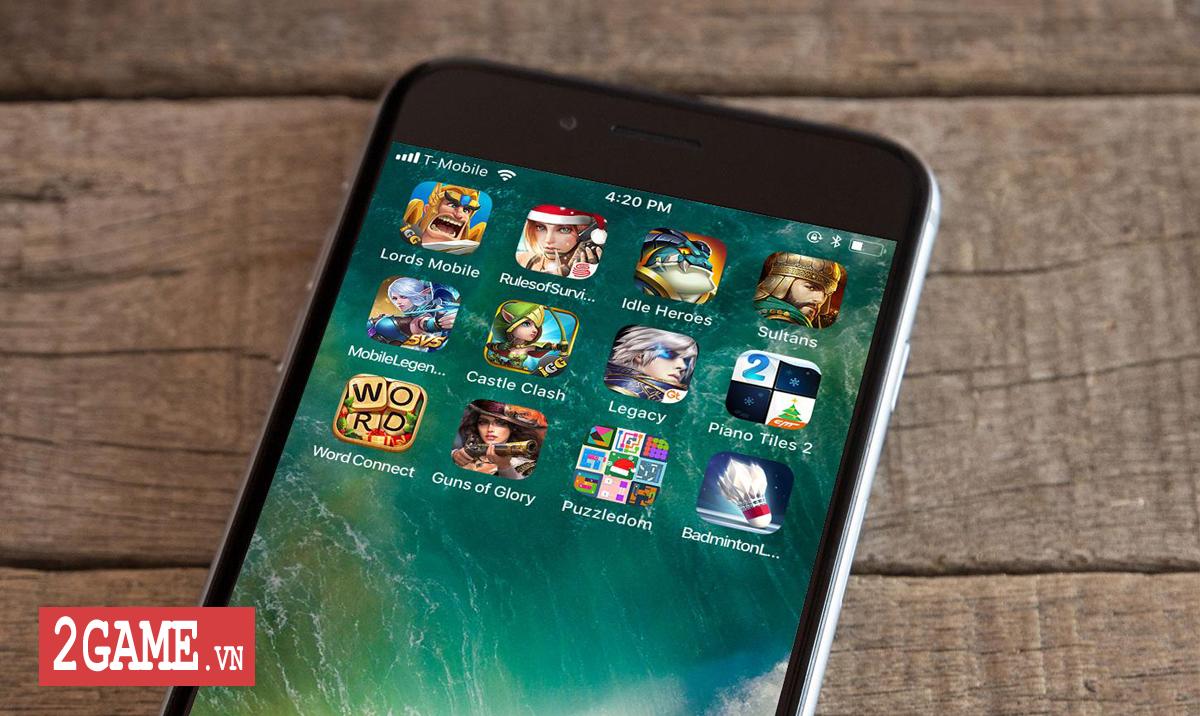 Hơn 228 game online đã được tung ra thị trường Việt Nam trong năm 2017 2