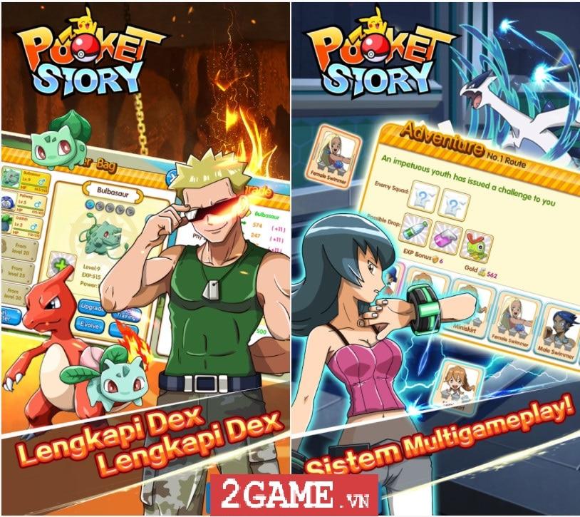 Top 7 game đấu Pet hay ho dành riêng cho các tín đồ Pokemon trải nghiệm 4