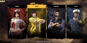 Free Fire Mobile bất ngờ cho phép người chơi chọn nhân vật như MOBA