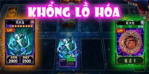 Lá bài cực hiếm Khổng Lồ Hóa đã nằm gọn trong tay một game thủ Yugi H5
