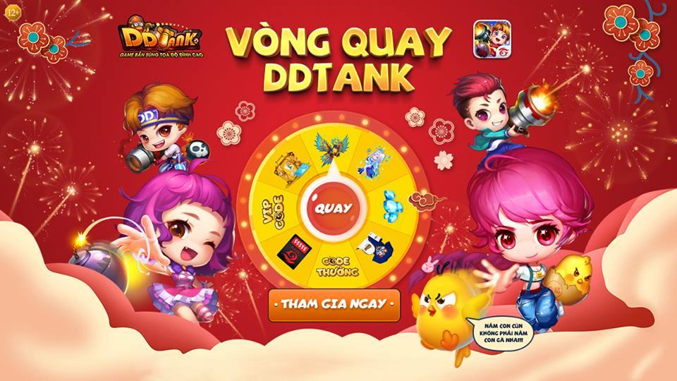 Garena DDTank ra mắt phiên bản mới mừng tết Nguyên đán 0